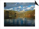 Vista of Grand Lake  Colorado