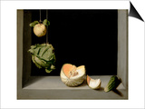 Quince  Cabbage  Melon  and Cucumber  C1602