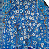 Turkey Istanbul Rustem Pasha Mosque Designed by Mimar Sinan Ottoman Style Decorated Tiles 16t
