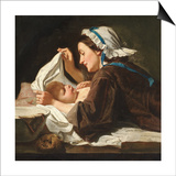 Mother and Child  1833