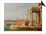 The Quay of the Dogano  Venice