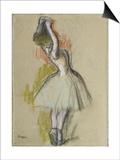 Danseuse Debout  C 1885