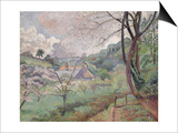 Apple Blossom  Riversbridge Farm  Blackpool  1921