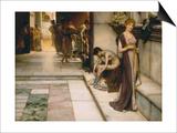 An Apodyterium  Rome  1886