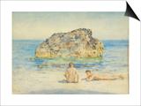 The Sunbathers  1921