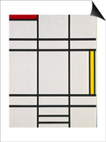 Composition with White  Red and Yellow  1938-42