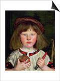 The English Boy  1860