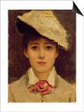 Self-Portrait  1877