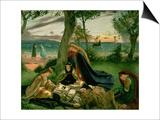 Le Morte D'Arthur  1860