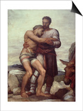 The Good Samaritan  1852