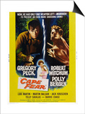 Cape Fear  Gregory Peck  Polly Bergen  Lori Martin  Robert Mitchum  1962