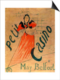 May Belfort  Petit Casino  1895