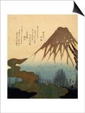 The Mount Fuji  19th Century