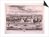 Lambeth Palace  London  1697