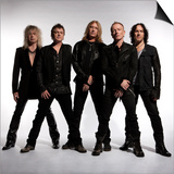Def Leppard - Mirrorball Tour Photo Shoot 2011