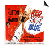 Red  Hot and Blue  from Left: Victor Mature  Betty Hutton  1949
