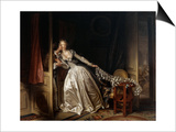The Stolen Kiss  End 1780S