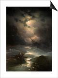 North Sea Storm  1865