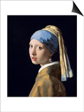 Girl with a Pearl Earring  C1665-6
