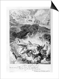 The Death of Hercules  1655