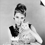 Breakfast at Tiffany'S  Audrey Hepburn  1961