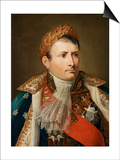 Portrait of Emperor Napoleon I Bonaparte (1769-182)