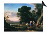 Judgement of Paris (1645-164)