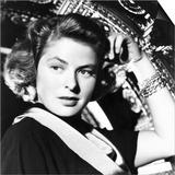 Ingrid Bergman  Mid 1940s