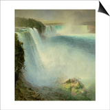Niagara Falls  from the American Side  1867