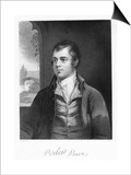 Robert Burns  Scottish Poet  Late 18th Century