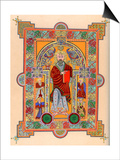 St Matthew  7th Century