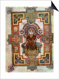 Portrait of St John  800 Ad