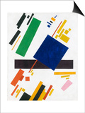Suprematist Composition by Kazimir Malevich