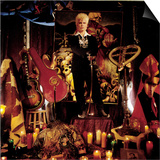 Billy Idol - Charmed Life Inner Sleeve 1990 - 3