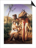 Judah and Tamar  1840