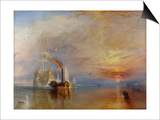 The Fighting Temeraire  1839