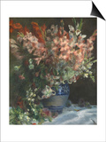 Gladioli in a Vase  C 1875