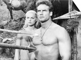 Duel of the Titans  (Aka Romolo E Remo)  from Left: Virna Lisi  Steve Reeves  1961