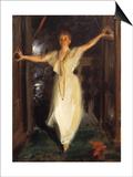 Isabella Stewart Gardner in Venice  1894