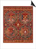 Sakya Order  Four Mandalas of the Vajravali Series (Thangk)