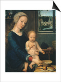 Madonna and Child with the Milk Soup  1510-1515