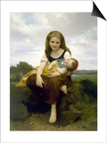 The Elder Sister (La Soeur Aine)  1869