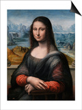 Mona Lisa (La Giocond)  1503-1516