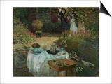 Le Dejeuner  1873