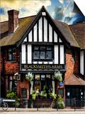 UK Cottage - The Blacksmiths Arms - St Albans - Hertfordshire - London - UK - England