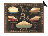 Time for Pie