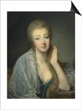 Jeanne Becu  Comtesse Du Barry (1743-179)