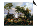 The Battle of Barrosa  5 March 1811