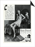 Advert for Stockings by Bear Brand 1934