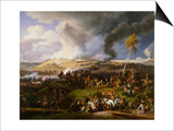 The Battle of Borodino on August 26  1812
